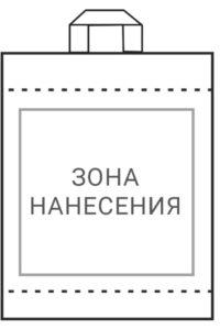 Пакет с петлевой ручкой в Минске