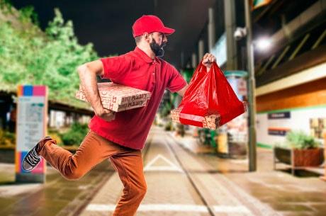 пакеты для пиццы в Минске в розницу