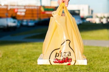 пакеты для пиццы в Минске отом и в розницу