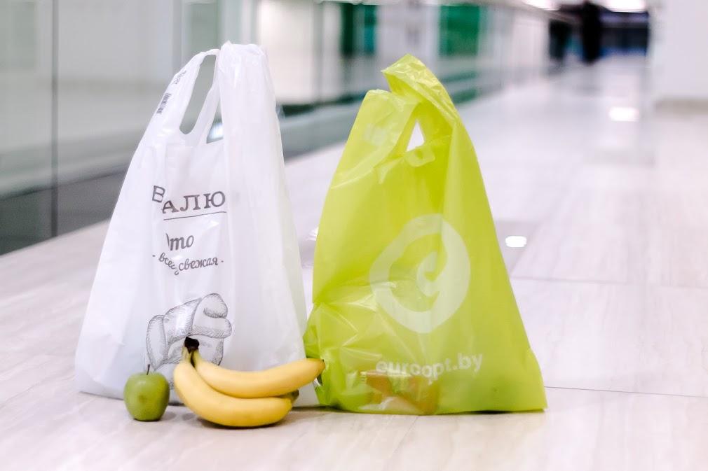 пакет-майка в Беларуси недорого
