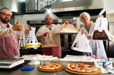 пакеты для пиццы в Минске и Беларуси